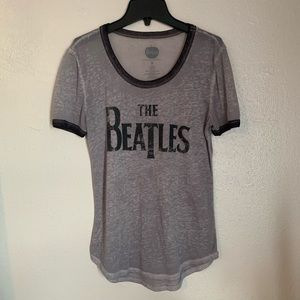 The Beatles light blue washed shirt